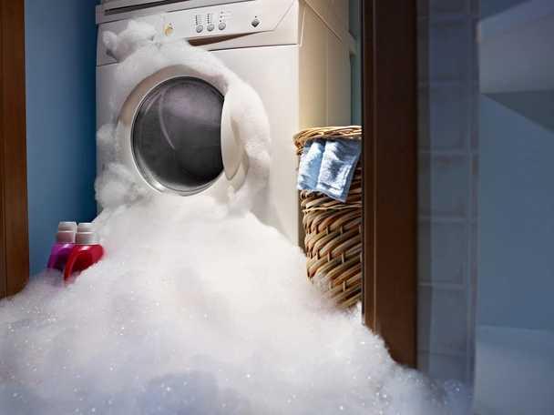 Дезинфекция стиральной машины в домашних условиях