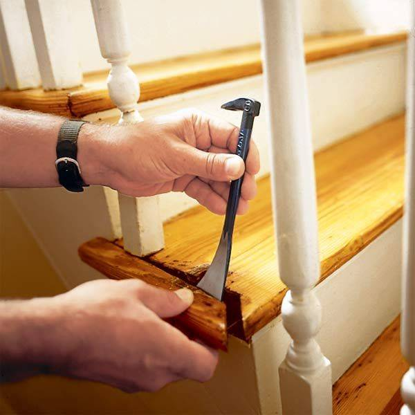 Установка балясин к ступеням – выбор наилучшего способа
