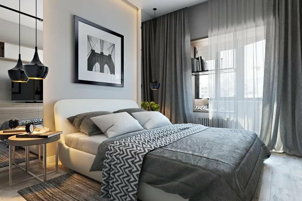 Декор спальни: 100 самых красивых идей украшения [идеи 2019]