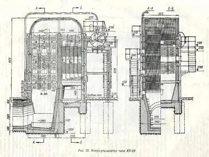 Утилизаторы тепловой энергии отработанных газов. экономайзеры