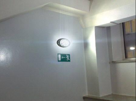 Как правильно выбрать светильник с датчиком движения в подъезд