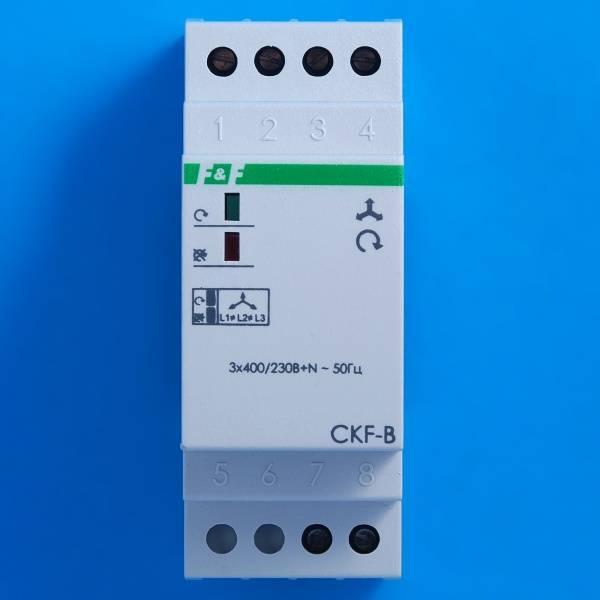 Реле контроля напряжения 3х фазное - назначение, установка и настройка