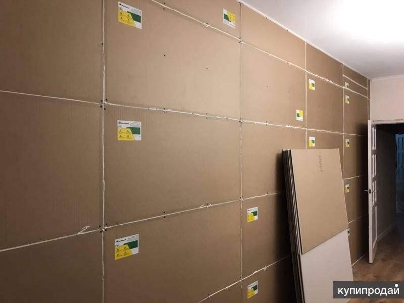 Для чего наклеивают на потолок и стены звукоизоляционные или акустические панели, как их выбрать и правильно монтировать?