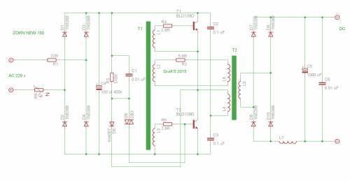 Виды и характеристики трансформаторов для галогенных ламп