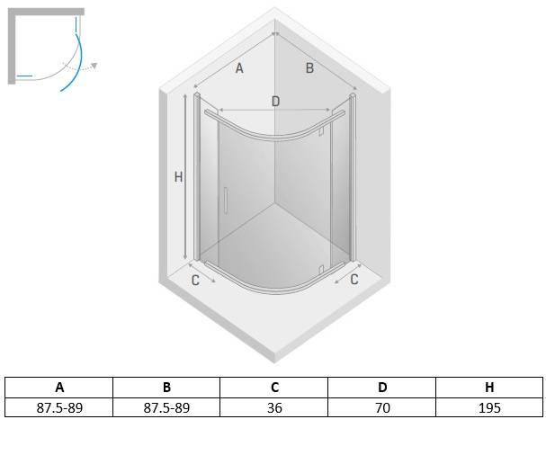Душевая кабина: размеры, формы, габариты: угловые, стандартные, высокие, большие, минимальные, какие бывают стандарты высоты, фото