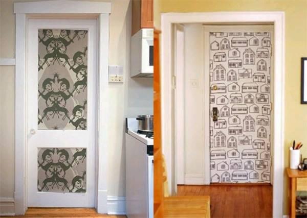 15 способов обновления старой двери – подробное описание методик