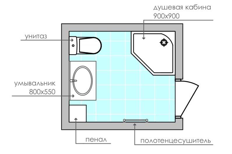 Правильная разводка труб водоснабжения в ванной и туалете - vodatyt.ru