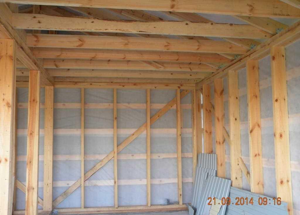 Как построить гараж своими руками - 85 фото, чертежи и проекты для самостоятельного строительства