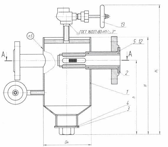 Грязевики для систем отопления   гид по отоплению