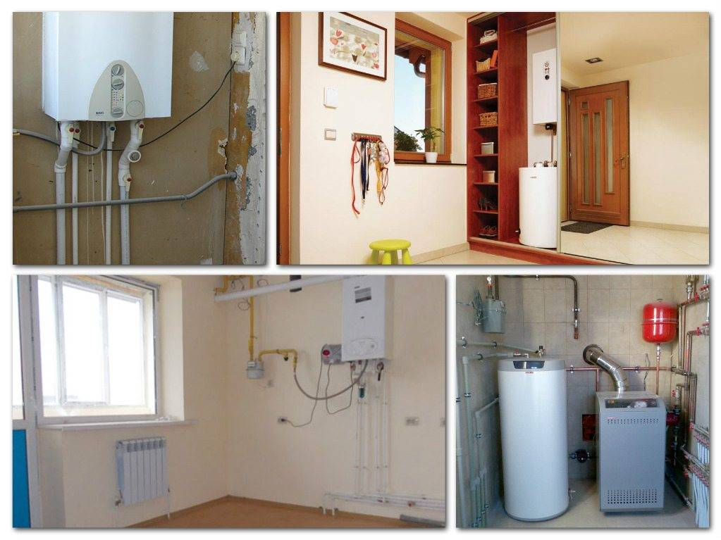 Индивидуальное отопление квартиры в многоквартирном доме