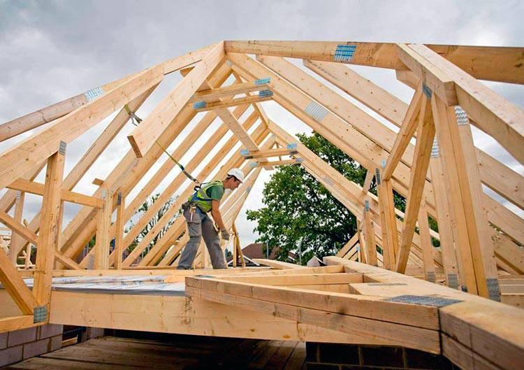 Строительство крыши от компании «технология крыш»