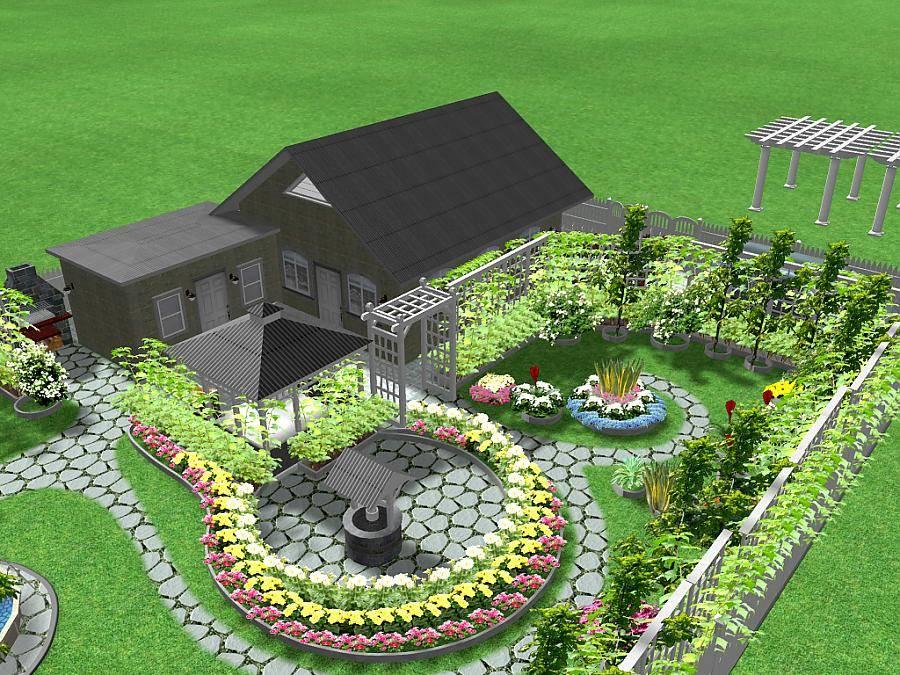 Планировка земельного участка своими руками: схема расположения построек на территории под строительство в 6, 10 и 12 соток с фото и проект размещения дачного дома