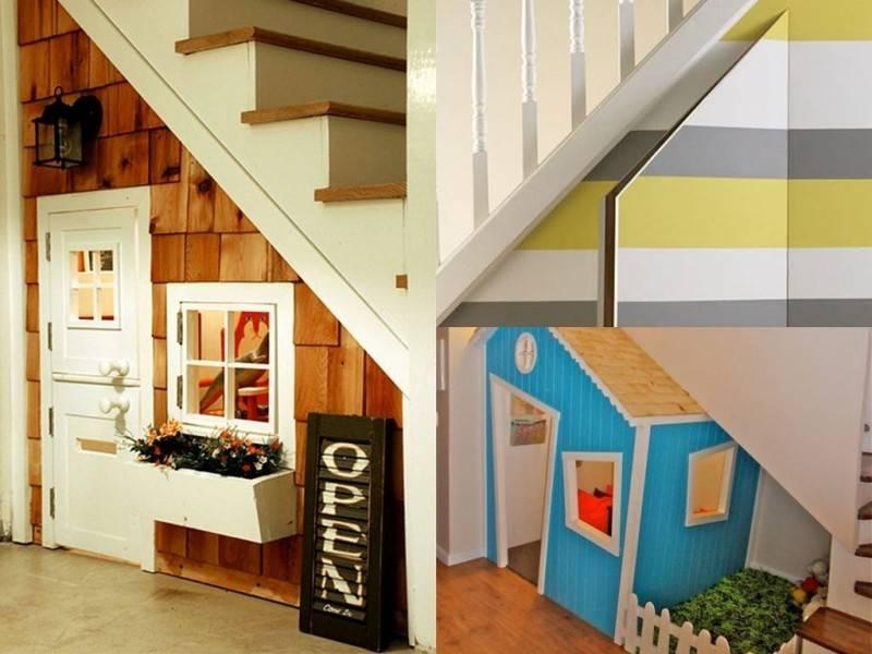 Пространство под лестницей: стильные решения и интересные идеи использования места под лестницей (105 фото)