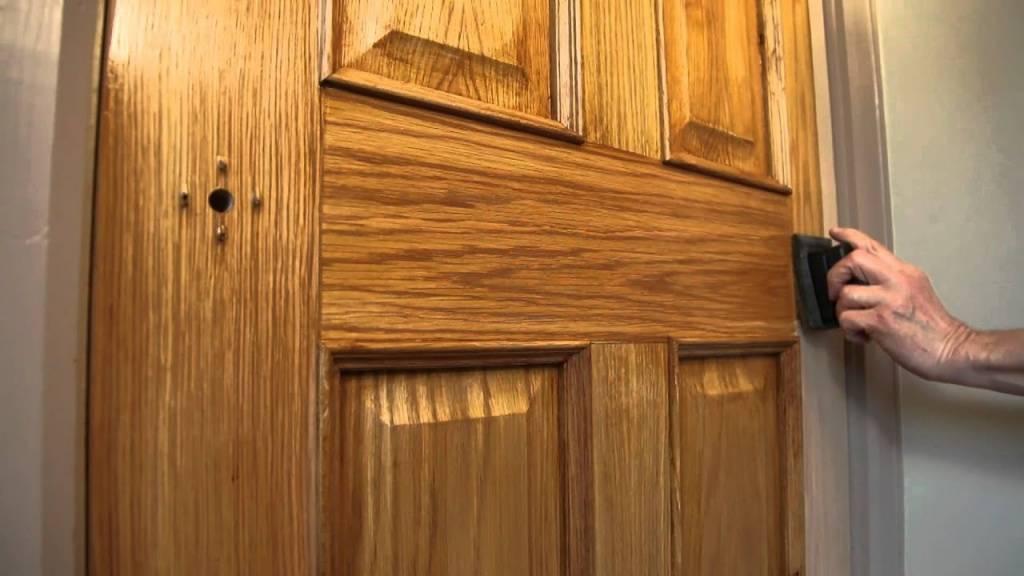 Окрашиваем межкомнатную дверь, выбираем, чем покрасить деревянную конструкцию