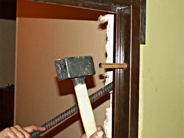 Входная металлическая дверь своими руками: инструкции, чертежи и материалы