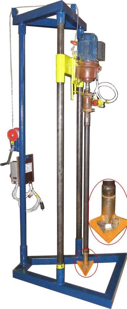 Состав комплекса буровой установки для бурения нефтяных скважин