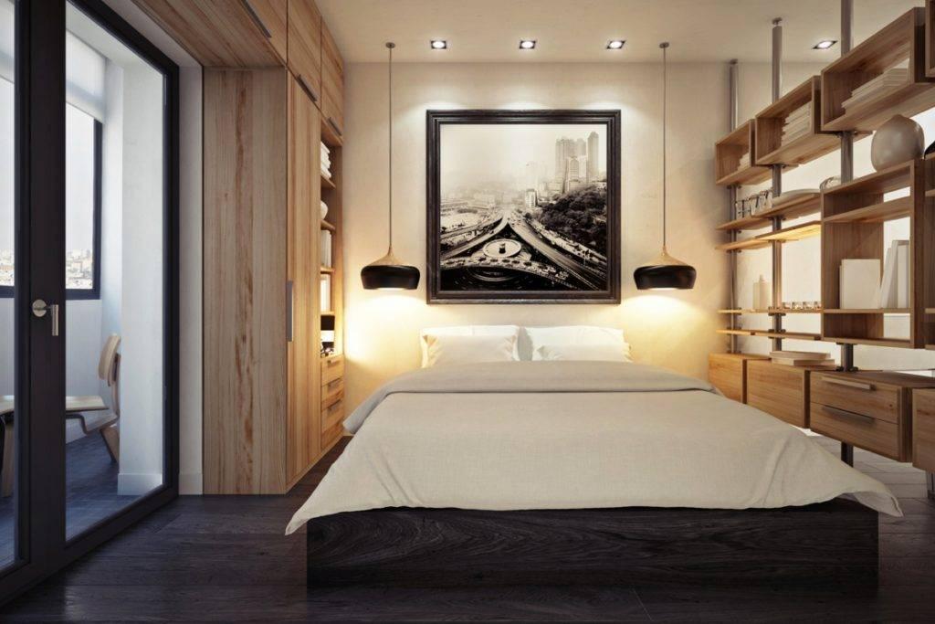 Планировка спальни - 170 фото лучших новинок дизайна