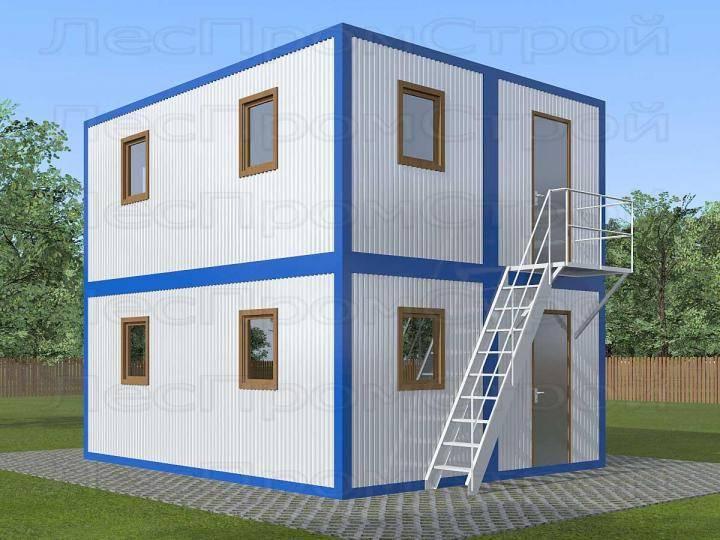 Особенности сборки и установки готовых модульных домов