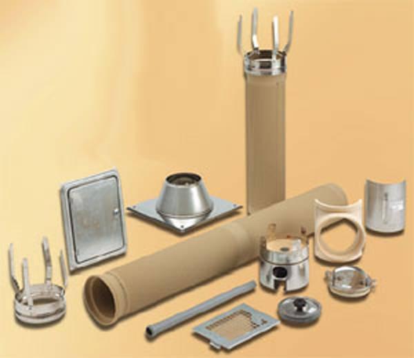 Какой материал для дымохода лучше: ТОП-5 популярных материалов для дымоходов