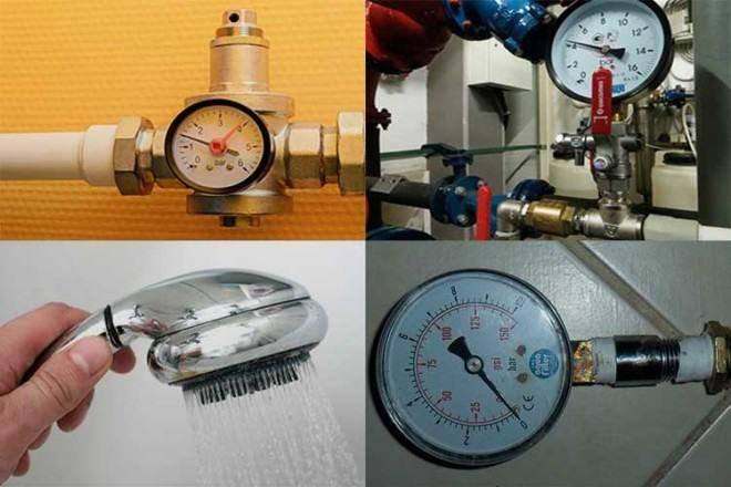 Как определить расход воды по диаметру трубы и давлению?