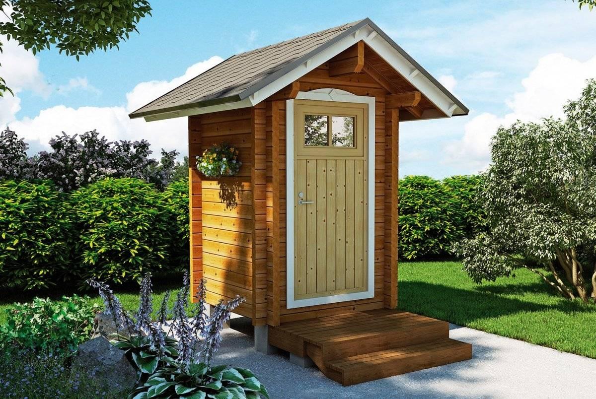 Виды дачных туалетов: фото, какие бывают туалеты для дачи, какой туалет лучше