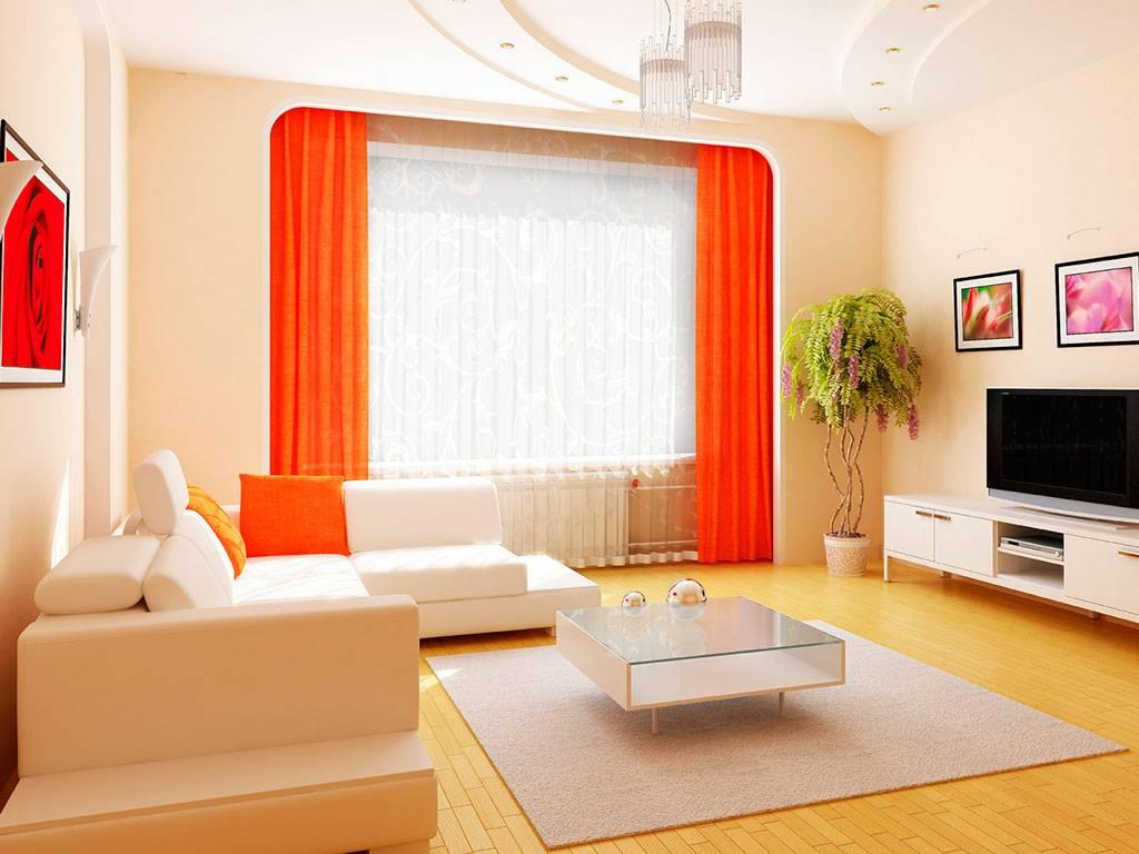Светлые обои в зал (41 фото): дизайн интерьера гостиной с обоями и полом в светлых тонах в квартире и доме. интересные варианты