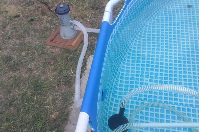 Как сделать песочный фильтр для бассейна своими руками: пошаговый инструктаж