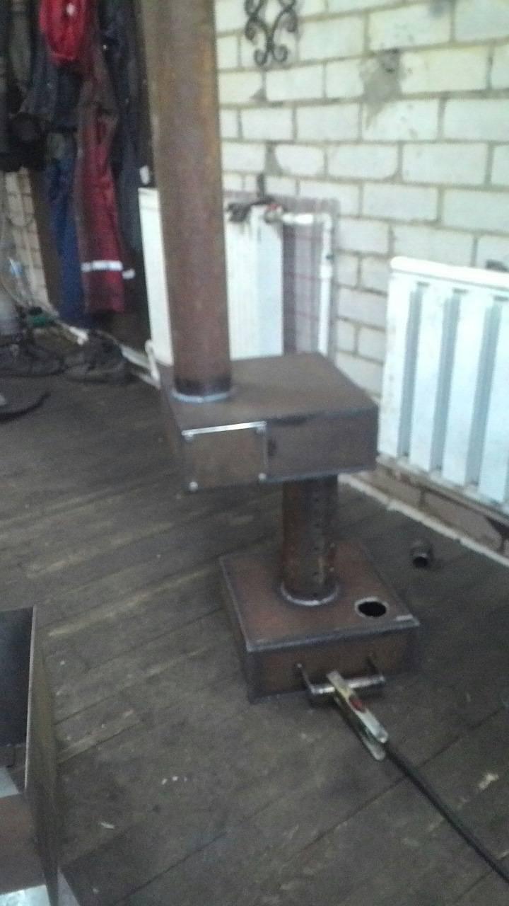 Водогрейный котел на отработанном масле: отопление для частного дома