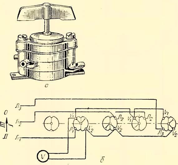 Пакетный выключатель - виды, примиенение, конструкция, принцип работы и подключение