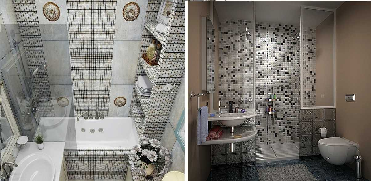 Дизайн ванной комнаты 3,5 кв. м