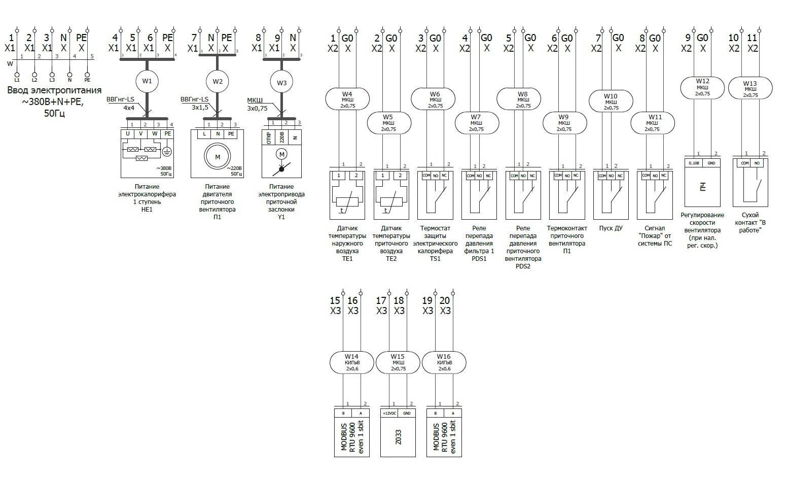 Принципиальная и монтажная электрическая схема - tokzamer.ru
