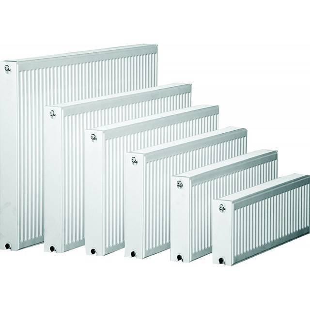 Панельные радиаторы отопления: описание, расчет, установка | отопление дома и квартиры
