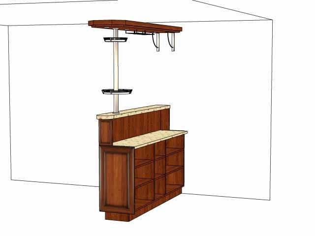 Как сделать барную стойку: 95 фото и видео идеи постройки барных стоек