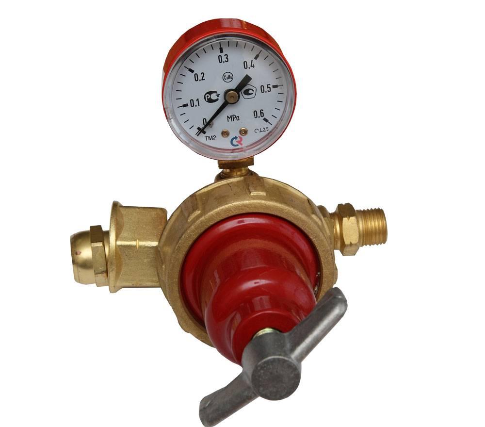 Устройство газового редуктора: виды и обзор +видео