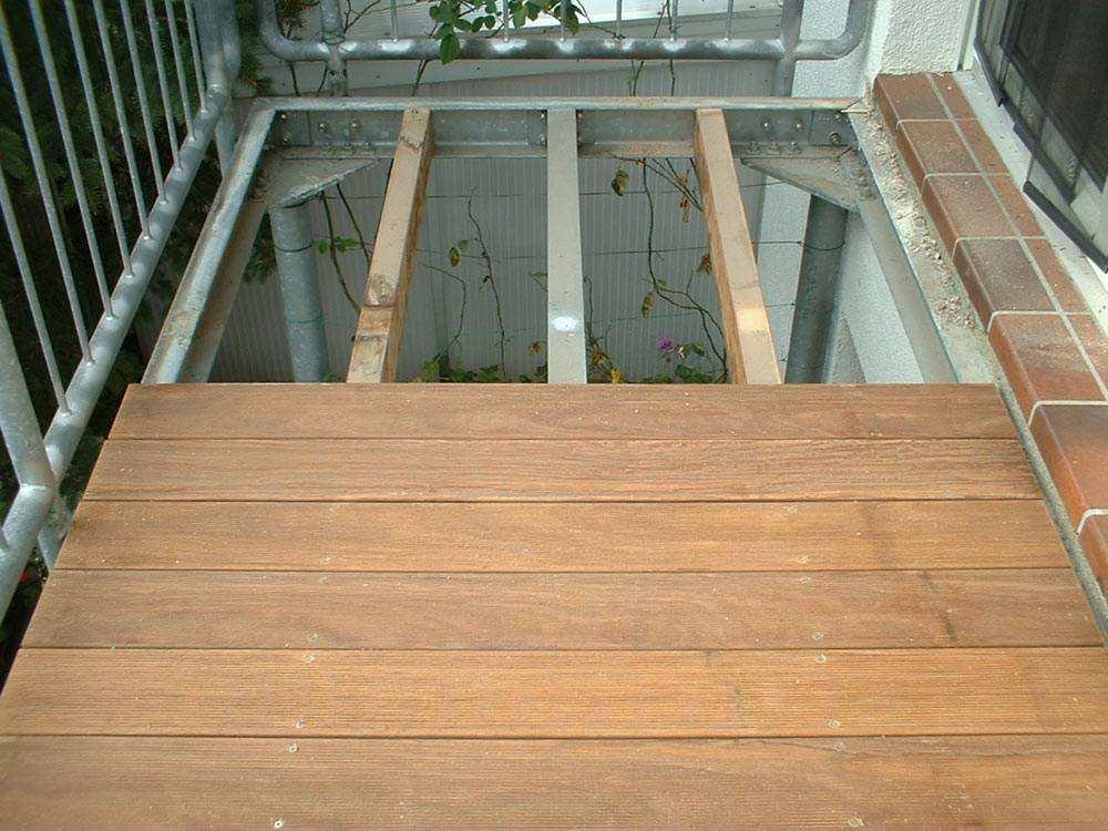 Деревянный пол на балконе: как сделать своими руками и видео