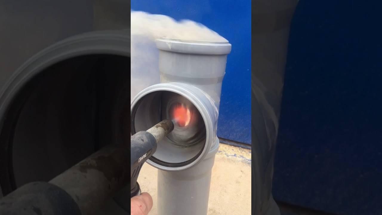 Как снять заглушку с канализации самостоятельно для неплательщиков