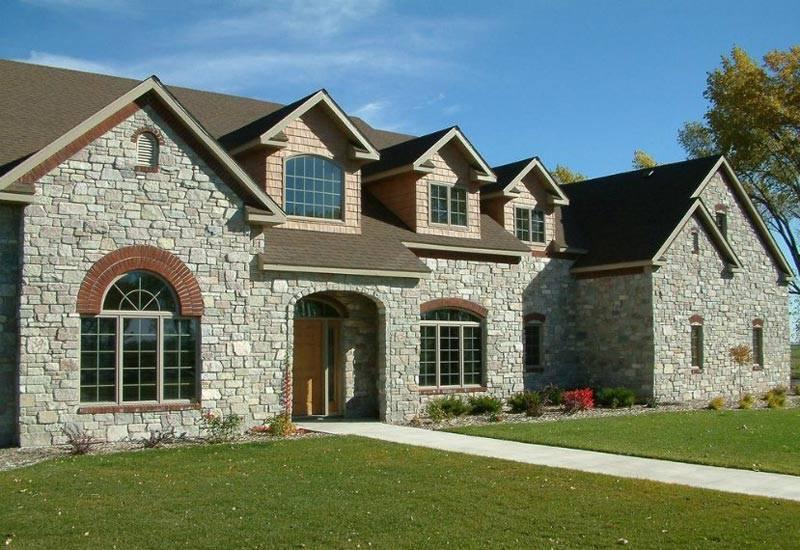 Материалы для облицовки фасада дома: какой лучше выбрать. описание с фото