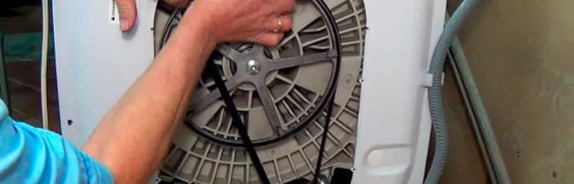 Стиральная машина занусси не крутит барабан - причины