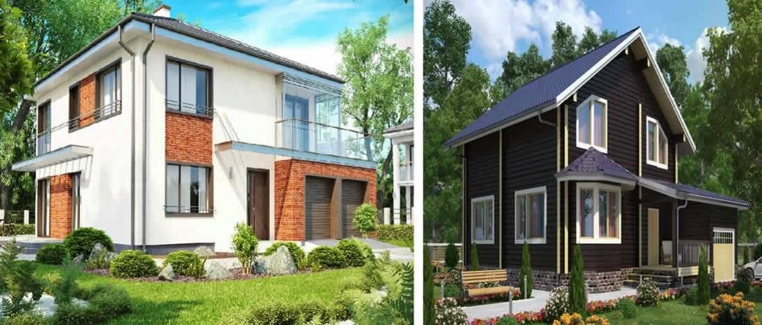 Какие дома более теплые? из чего лучше построить жилье для проживания зимой? на сайте недвио