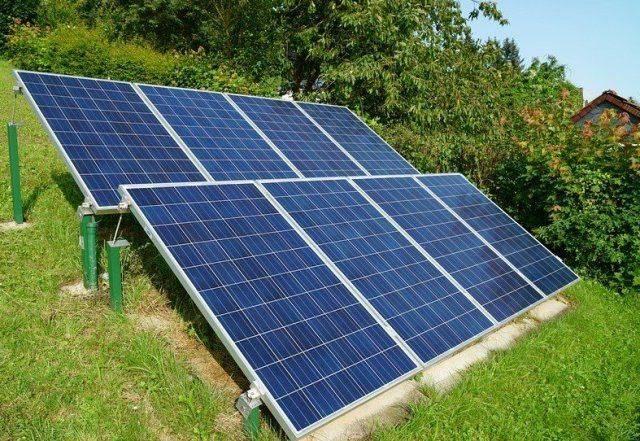 10 лучших солнечных батарей для дома, где купить, цена и мощность