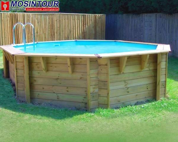 Бассейн своими руками | мастер-класс изготовления и советы как построить быстро и просто стационарный бассейн