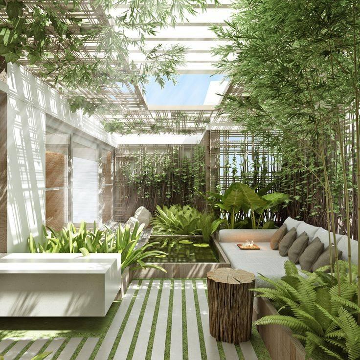 Зимний сад в частном доме своими руками - как сделать, обустройство