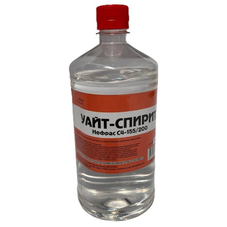 Уайт спирит — технические характеристики, состав, применение