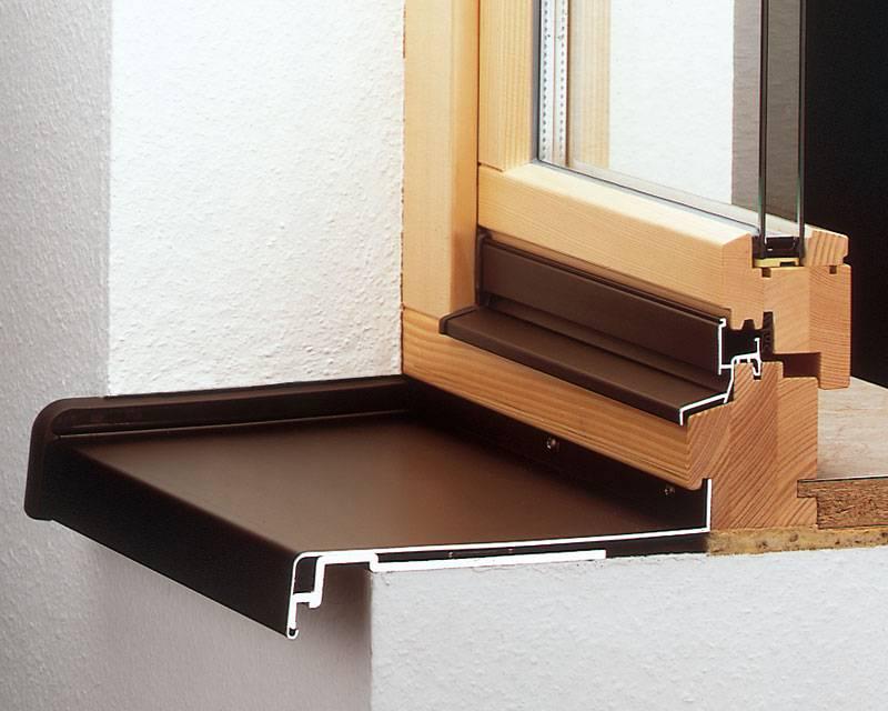 Как правильно установить отливы на пластиковые окна - всё об окнах