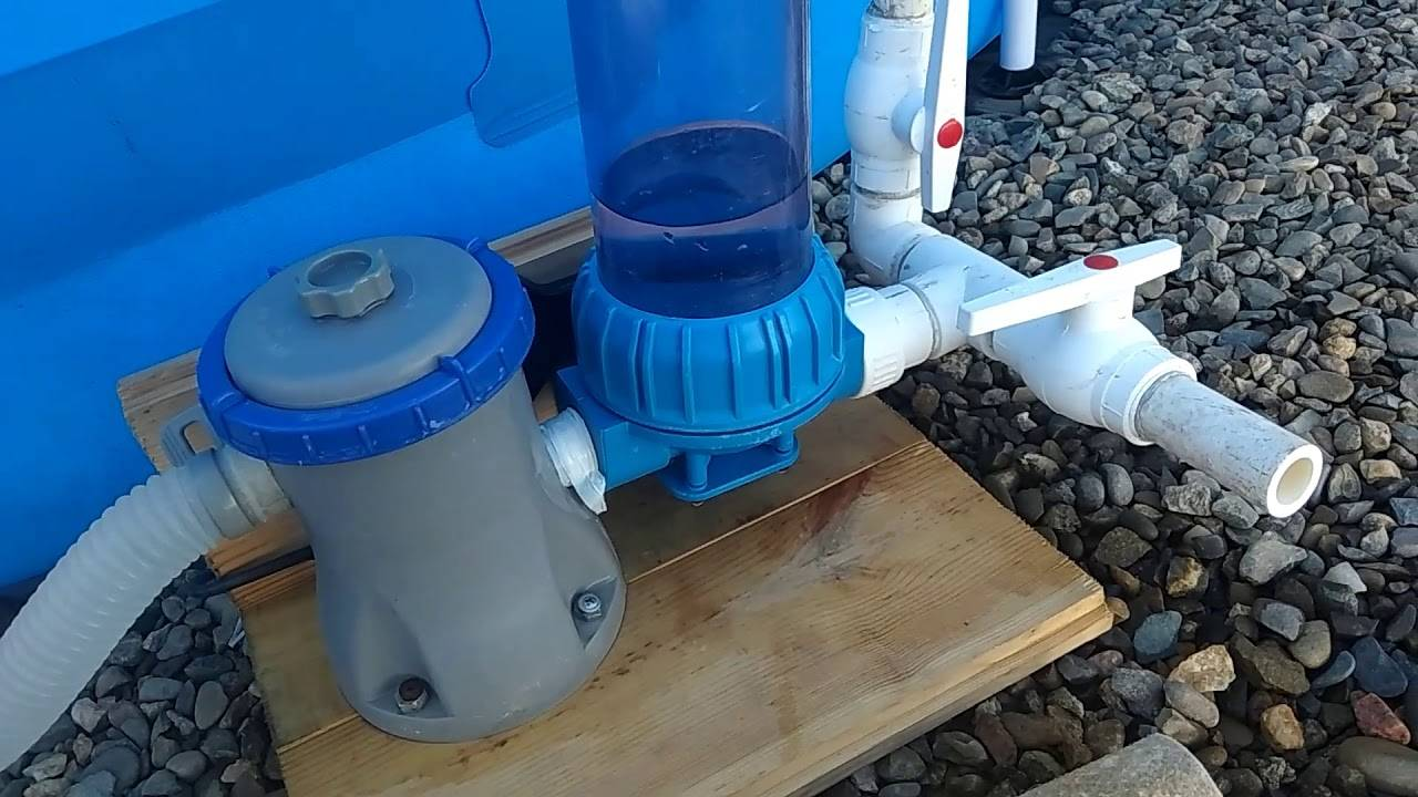 Пылесос для бассейна своими руками из погружного насоса: инструкция по изготовлению и использованию самодельного устройства