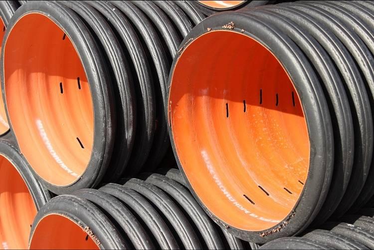 Дренажные трубы для отвода грунтовых вод: полная классификация изделий – советы по ремонту