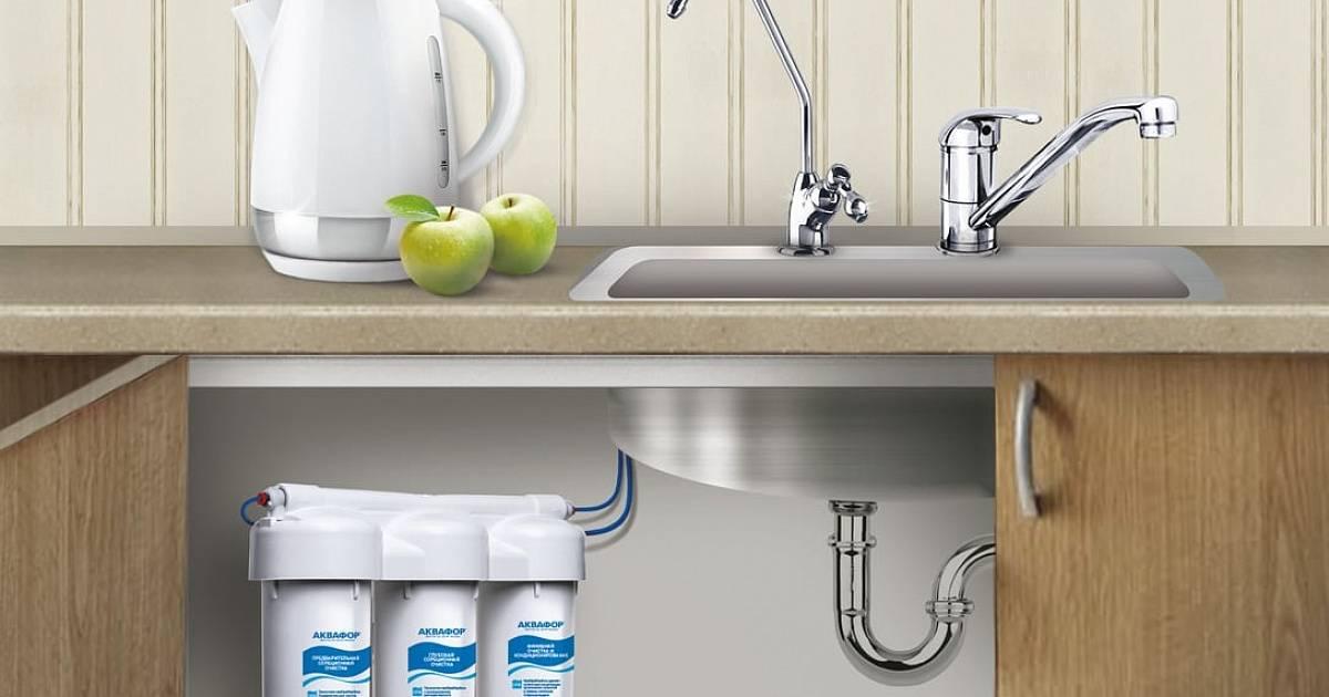 Какой фильтр для воды для выбрать: подробное руководство — ferra.ru