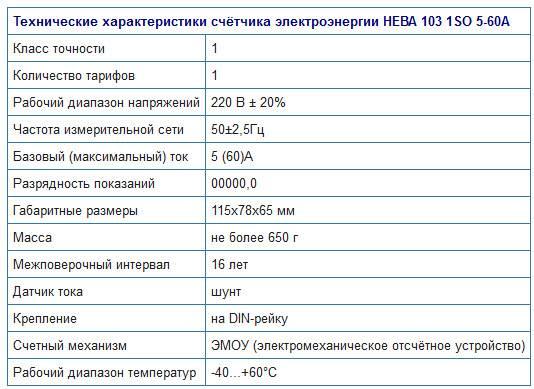 Счетчик электроэнергии со-505