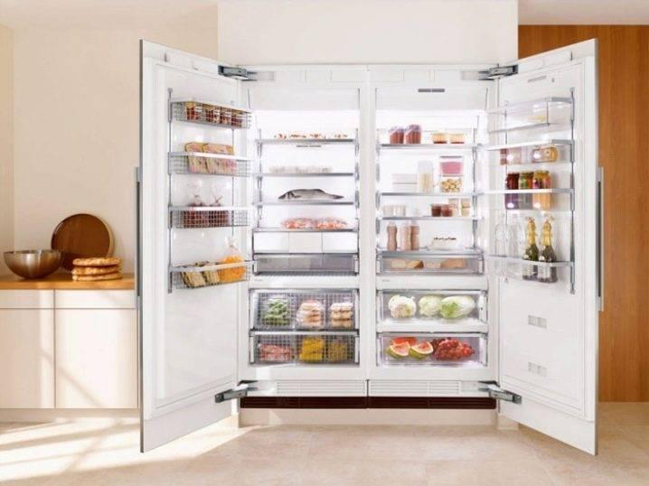 Холодильники side-by-side — лучшие модели и советы по выбору
