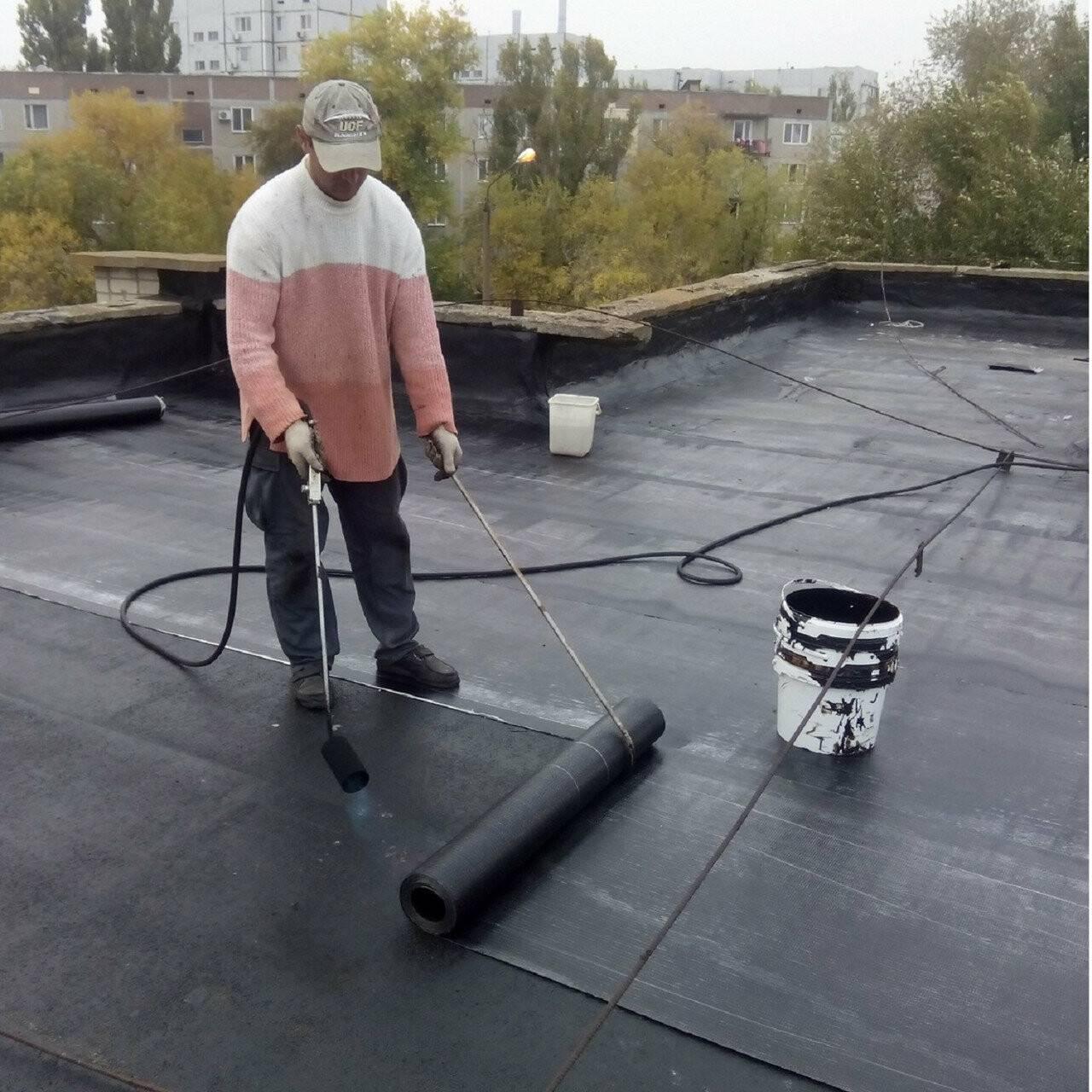 Как правильно покрыть крышу гаража -